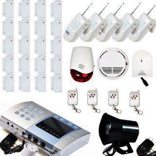 Diy Home Alarm Self Monitoring Smc Wireless Keypad Home Security Alarm System Comcast