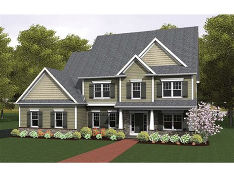 two story colonial house plans california colonial this two story colonial style home features a images frompo