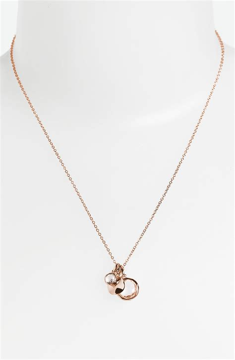 ippolita rock charm necklace for
