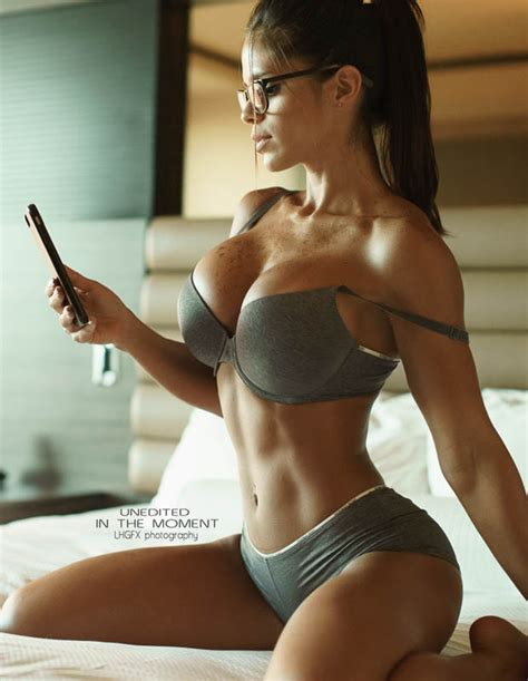 michelle lewin has posed in smoking underwear pictures