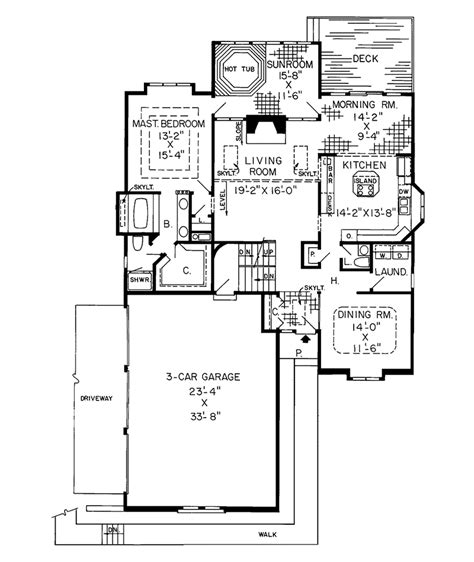 monterra floor plans monterra contemporary home plan 038d 0265 house plans and more