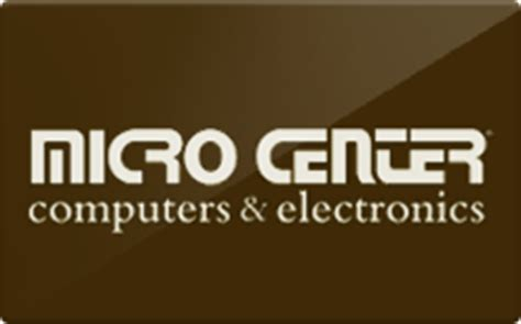 buy micro center gift cards raise - Microcenter Gift Card