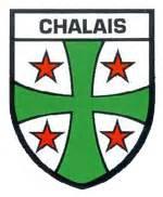 armoiries commune de chalais valais suisse