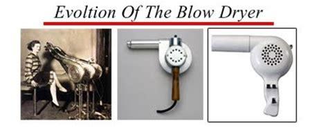Hair Dryer History george caroll hair stylist september 2009