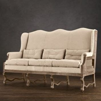 restoration hardware deconstructed sofa deconstructed wingback settee sofas from restoration