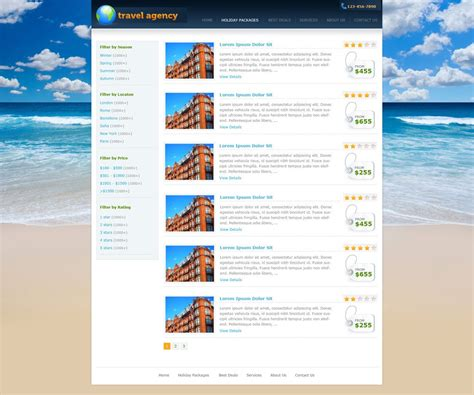 templates for travel website free download travel website template free travel agency website