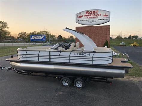 craigslist little rock ar pontoon boats 2018 coach pontoons 250 pfc southaven mississippi boats