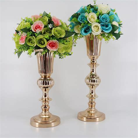 Metal Vases For Flowers by Buy Wholesale Metal Flower Vase From China Metal