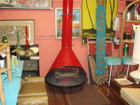 Retro Chiminea A Quot Shag Quot Style Fireplace Tiki Central