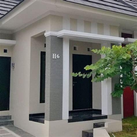 tiang teras rumah rumah minimalis rumah indah warna