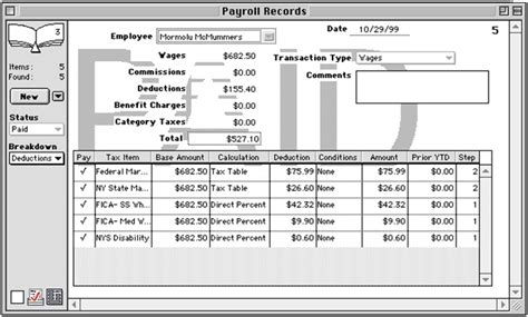 Example Of Resume With Job Description by Payroll Records Definition Human Resources Hr