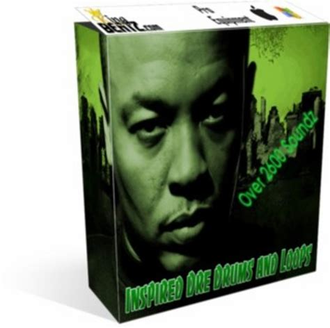 Dr Dre Detox Drum Kit by Dr Dre Drum Loops Sound Kit Miscellaneous