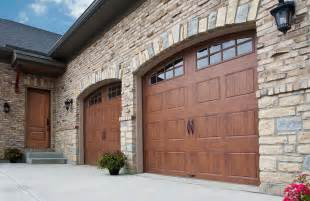 Exterior Garage Door Garage Door Materials How To Make The Right Choice For