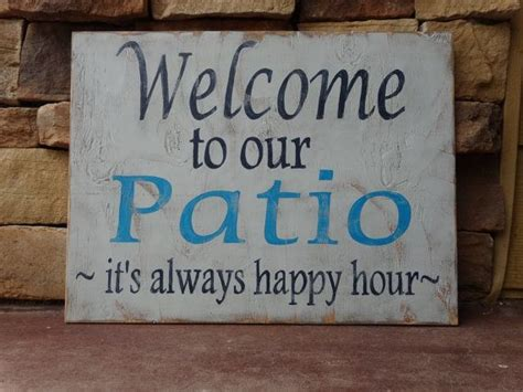 personalized patio signs best 25 patio signs ideas on porch signs