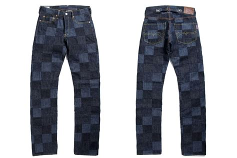 Patchwork Denim - studio d artisan d1687 patchwork