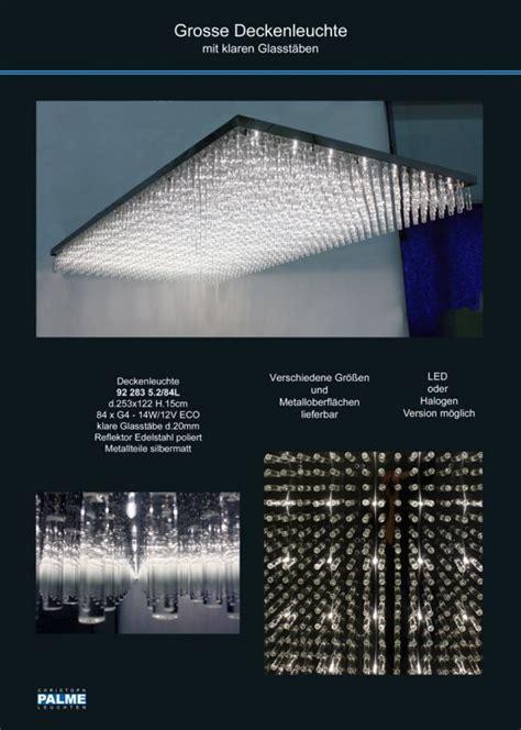 kristall leuchte christoph palme leuchtenmanufaktur kristall leuchten