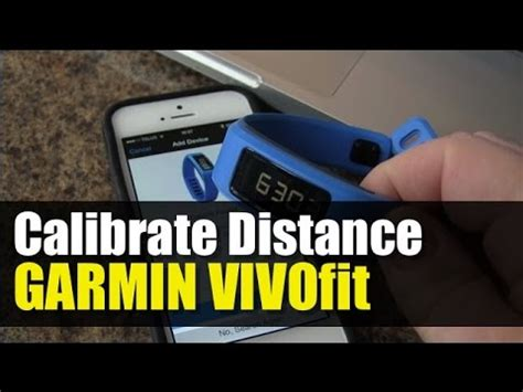 garmin vivofit reset distance garmin vivofit how to calibrate distance using stride