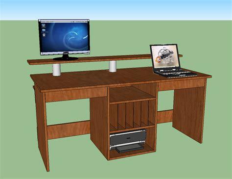 Duel Desk by Open Source Desk V2 0