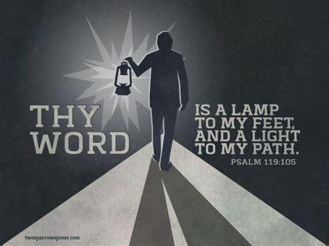 Thy Word Is A L Unto My They Word Is A L Unto My Jesus