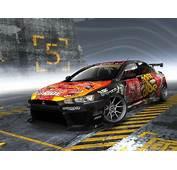 Mitsubishi Lancer Evolution X 2008 Need For Speed Pro