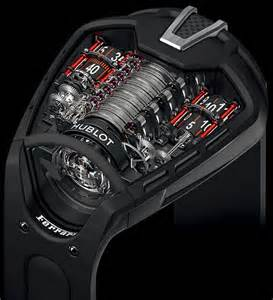 World Record Bench The Watch Quote The Hublot Masterpiece Mp 05 Laferrari