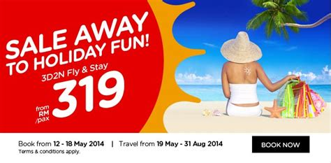 airasia holidays airasia promotion may 2014 malaysia lcct relevant