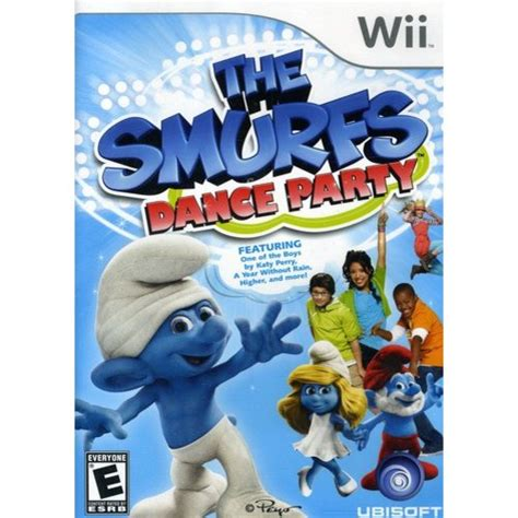 Wii Console At Walmart With 50 Gift Card - the smurfs dance party for wii walmart com