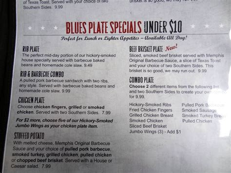 Blue Plate Kitchen Menu by 02 Sticky Fingers Blue Plate Special Menu Me So Hungry