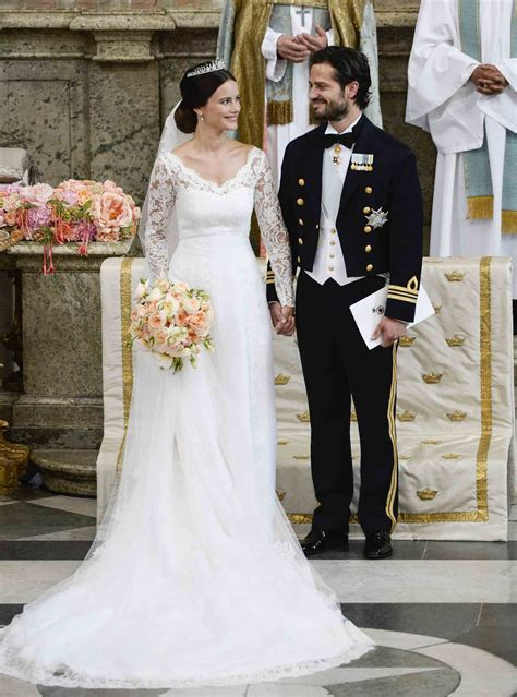 boat neck wedding dress royal the 16 most gorgeous royal wedding gowns of all time