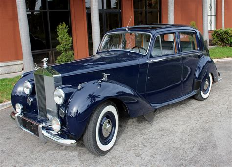 roll royce car 1950 rolls royce silver dawn image 58