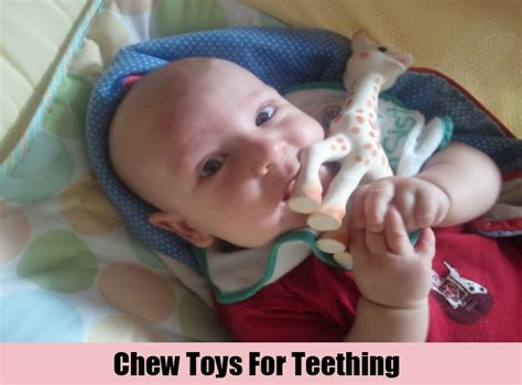 chew for babies 6 home remedies for teething treatments cure