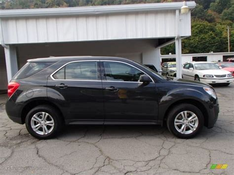 Gray Ls by 2013 Ashen Gray Metallic Chevrolet Equinox Ls 86401403