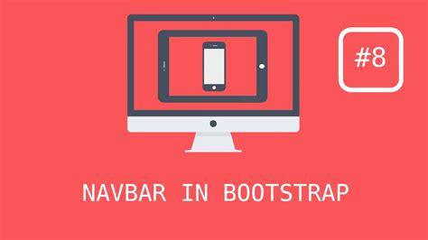 tutorial custom navbar bootstrap bootstrap 3 tutorials 8 adding fixed navbar to your