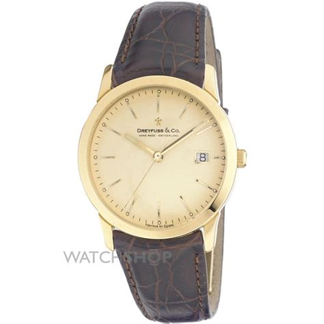s dreyfuss co 1890 18ct gold dgs10001 32