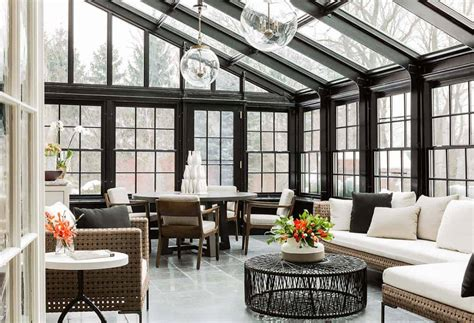 pieces  modern sunroom furniture thatll add