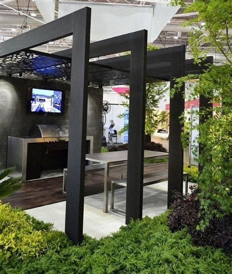 modern pergola design 50 awesome pergola design ideas renoguide
