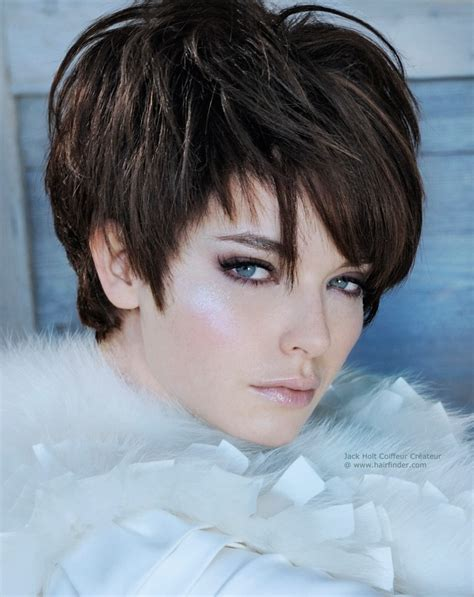 short hairstyles with fringe sideburns sporty short haircut with a fringe sideburns and lift on