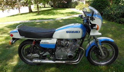 Suzuki Side By Side For Sale 1979 Suzuki Gs1000s R Side Classic Sport Bikes For Sale