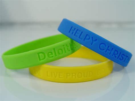 Silikon Custom silicone bracelets custom printed silicone bracelets