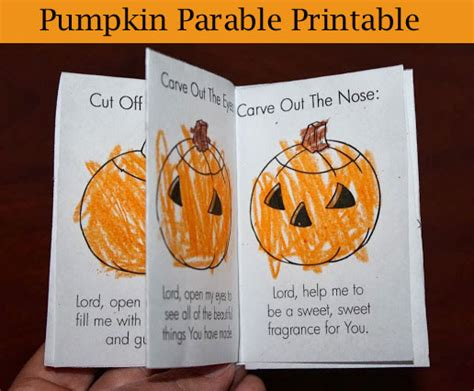 Free Christian Pumpkin Carving Printables