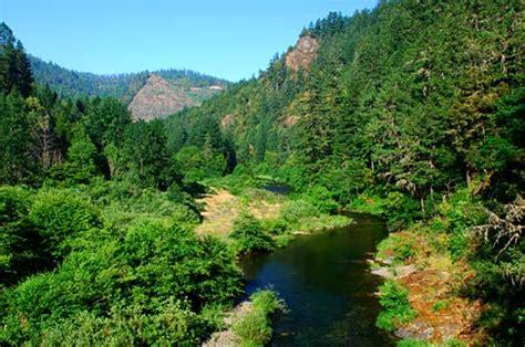 Douglas County Oregon Records File Cow Creek Douglas County Oregon Scenic Images Douda0101 Jpg Wikimedia Commons