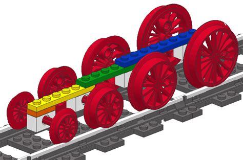 Plastic Blind Train Wheels World Of Bricks Holger Matthes