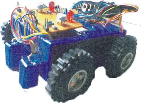membuat robot beroda robotics alliance