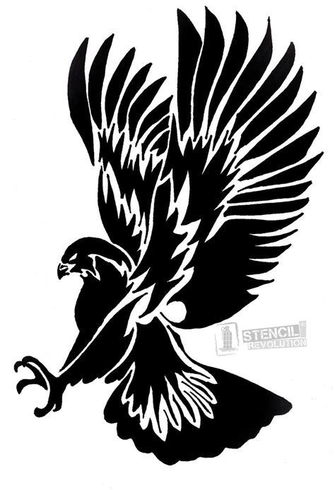 printable eagle stencils eagles stencils printable stencils stenciling and free