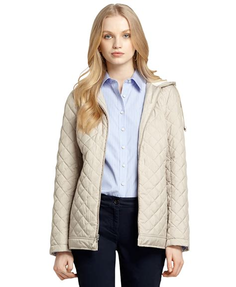 Brothers Quilted Jacket by Brothers Hooded Quilted Jacket In Lyst