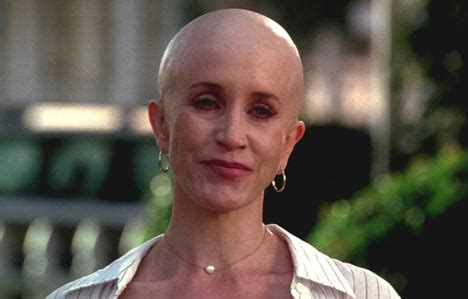 really did felicity huffman have cancer desperate housewives lynette battles against cancer