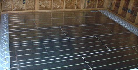 Radiant Floor Heat Panel by Hydronic Radiant Heat Floor Panels Images