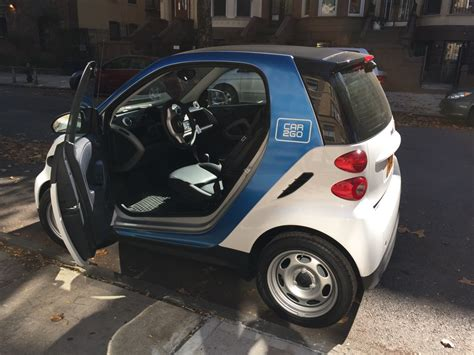 used smart car nyc car2go takes with 400 on demand smart cars we