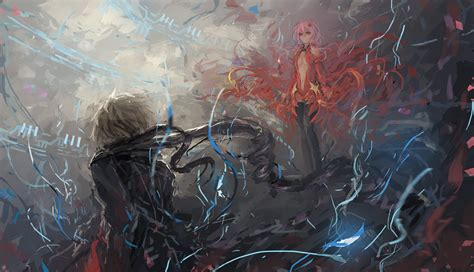 wallpaper anime guilty crown guilty crown wallpaper and background image 1280x736
