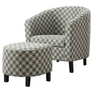 accent chairs grey